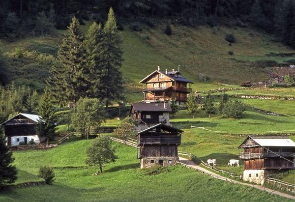 Agriturismi Val Di Sole Pejo E Rabbi Trentino